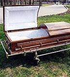 Как оформить факт смерти, если нет тела погибшего